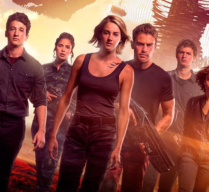 El final de la saga 'Divergente' no arribarà als cinemes