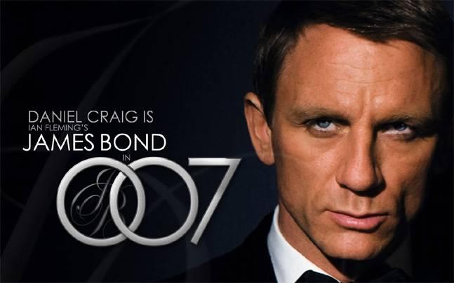 Daniel Craig, novament 007