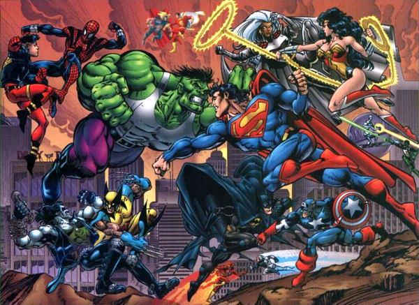 Superherois, el gènere de moda