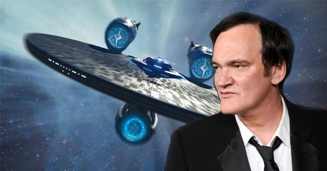 Tarantino s'enrola a l'Enterprise