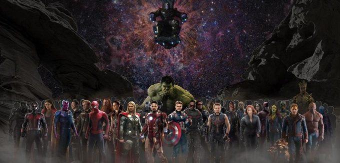 Calendari de superherois 2018