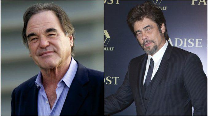 Oliver Stone torna a dirigir a Benicio del Toro
