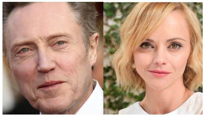 christina ricci i christopher walken