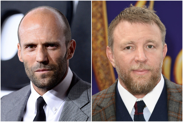 Jason Statham i Guy Ritchie