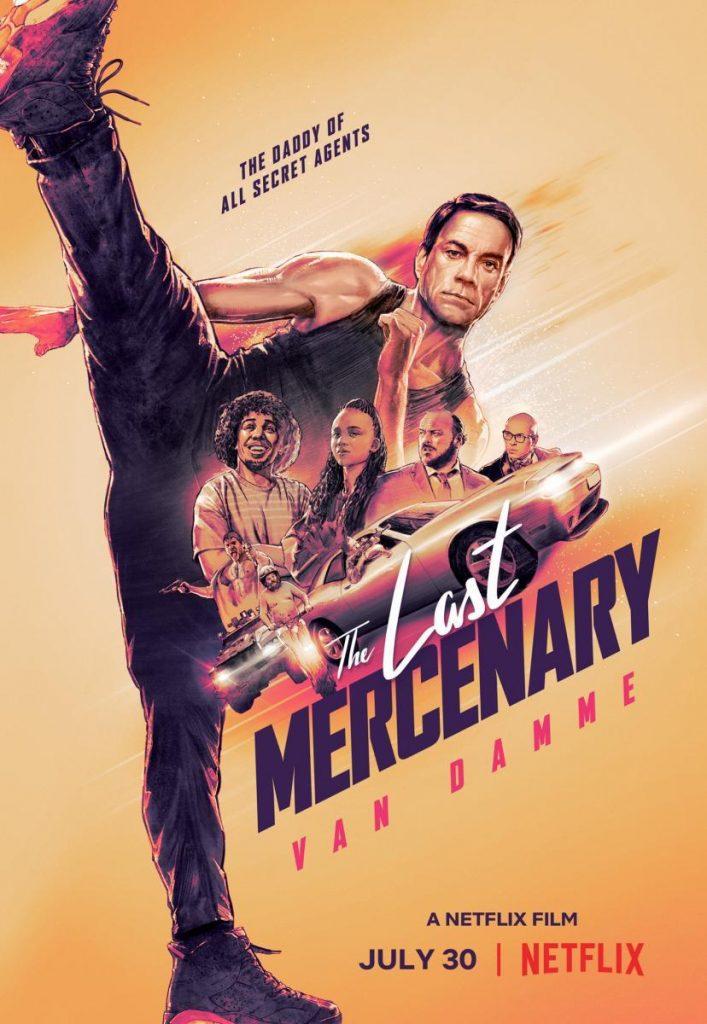 el ultimo mercenario